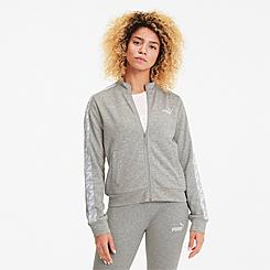 Women's Puma Amplified Track Jacket