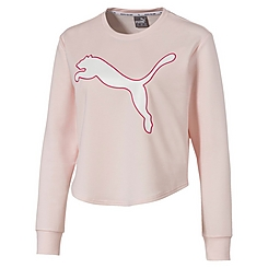 Women's Puma Modern Sports Crewneck Sweatshirt
