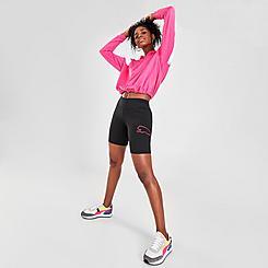 "Women's Puma Doubles 7"" Bike Shorts"