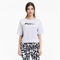 Women's Puma Modern Sports Sweat T-Shirt