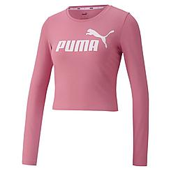 Women's Puma Essential Logo Long-Sleeve T-Shirt