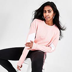 Women's Puma Rebel Crew Training Sweatshirt
