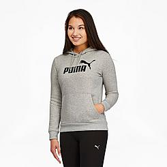 Women's Puma Essentials Logo Fleece Hoodie