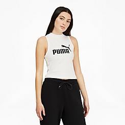 Women's Puma Essentials High Neck Tank