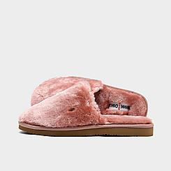 Women's Minnetonka Lora Slide Slippers
