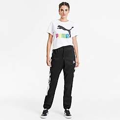 Women's Puma TFS OG Print Panel Jogger Pants