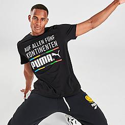 Men's Puma Unity Graphic T-Shirt