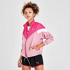Women's Puma Classics MCS Track Jacket