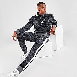 Men's Puma Classics Camo Graphic AOP Jogger Pants