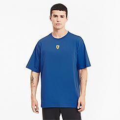 Men's Puma Scuderia Ferrari Race Street T-Shirt