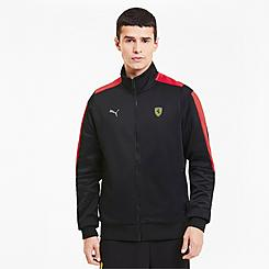 Men's Scuderia Ferrari Race T7 Track Jacket