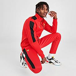 Men's Scuderia Ferrari Race T7 Track Pants