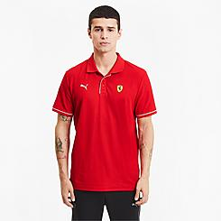Men's Puma Scuderia Ferrari Race Polo Shirt