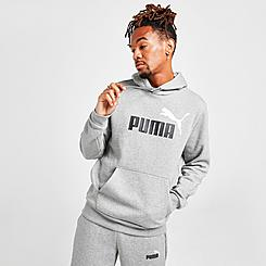 Men's Puma Essentials Big Logo Hoodie
