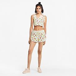 Women's Puma CG Allover Print Shorts