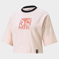Women's Puma International Graphic T-Shirt