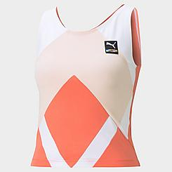 Women's Puma International Graphic Tank