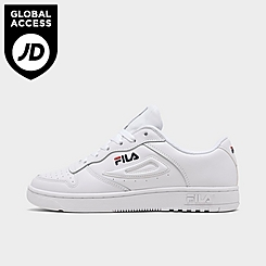 Women's Fila FX 100 Low Casual Shoes
