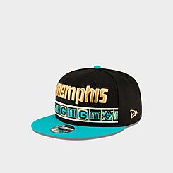 New Era Memphis Grizzlies NBA Authentics City Series 9FIFTY Snapback Hat