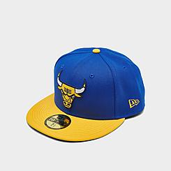 New Era Chicago Bulls NBA Colorpack 59FIFTY Fitted Hat