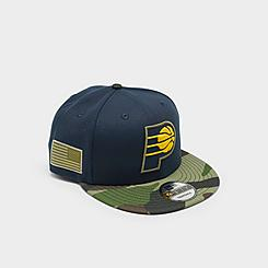 New Era Indiana Pacers NBA All Star Game Camo Edition 9Fifty Snapback Hat