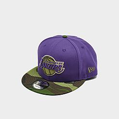 New Era Los Angeles Lakers NBA All Star Game Camo Edition 9Fifty Snapback Hat