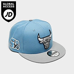 New Era Chicago Bulls NBA 9FIFTY Snapback Hat
