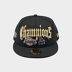 New Era City of Los Angeles Champions 59FIFTY Fitted Hat