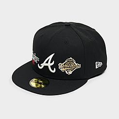 New Era Atlanta Braves MLB World Champs 59Fifty Fitted Hat