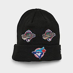 New Era Toronto Blue Jays MLB Champions Knit Beanie Hat