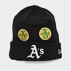 New Era Oakland Athletics MLB Champions Knit Beanie Hat