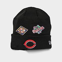 New Era Cincinnati Reds MLB Champions Knit Beanie Hat