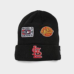 New Era St. Louis Cardinals MLB Champions Knit Beanie Hat