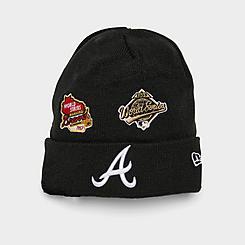 New Era Atlanta Braves MLB Champions Knit Beanie Hat
