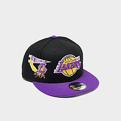 New Era Los Angeles Lakers NBA City Series 9FIFTY Snapback Hat