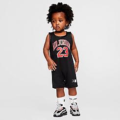 Infant Jordan Jersey Romper