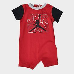 Infant Jordan Stack Colorblock Romper