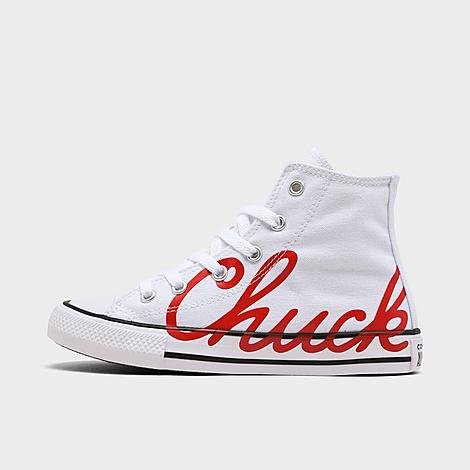 Converse CONVERSE LITTLE KIDS' CHUCK TAYLOR DAY ALL STAR HIGH TOP CASUAL SHOES