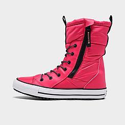 Girls' Little Kids' Converse Water-Repellent Chuck Taylor All Star MC Boots