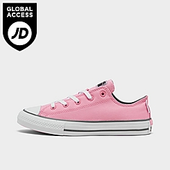Girls' Big Kids' Converse Chuck Taylor All Star Low Top Casual Shoes
