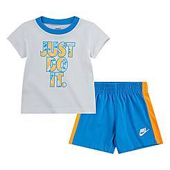 Boys' Infant Nike Just Do It Pool T-Shirt and Shorts Set