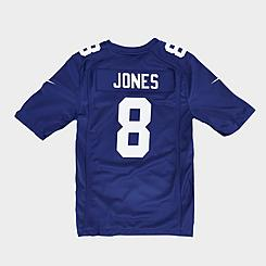 Men's Nike NFL New York Giants Daniel Jones Jersey