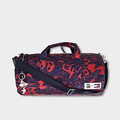 Tommy Jeans x Space Jam: A New Legacy Looney Tunes Camo-Character Duffel Bag