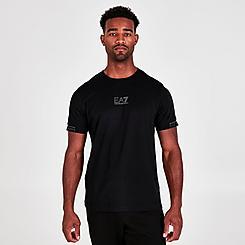 Men's EA7 Emporio Armani Centered Logo T-Shirt