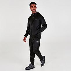 Men's EA7 Emporio Armani Hooded Full-Zip Jacket