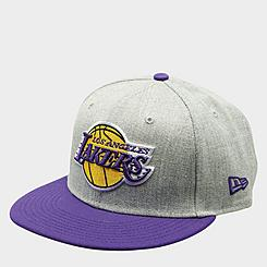 New Era Los Angeles Lakers NBA 9FIFTY Snapback Hat