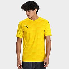 Men's Puma Final 21 Graphic Soccer Jersey