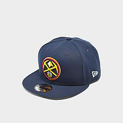 New Era Denver Nuggets NBA Basic 9FIFTY Snapback Hat