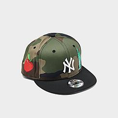 New Era New York Yankees MLB Statue Camo 9FIFTY Snapback Hat