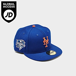 New Era New York Mets MLB 2000 World Series 59FIFTY Fitted Hat
